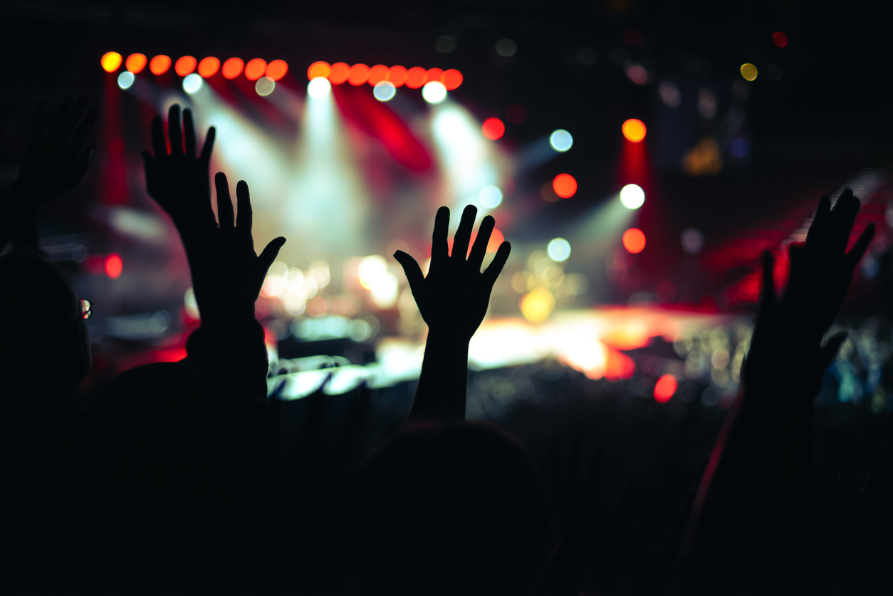 Muziek maakt het bidden krachtig