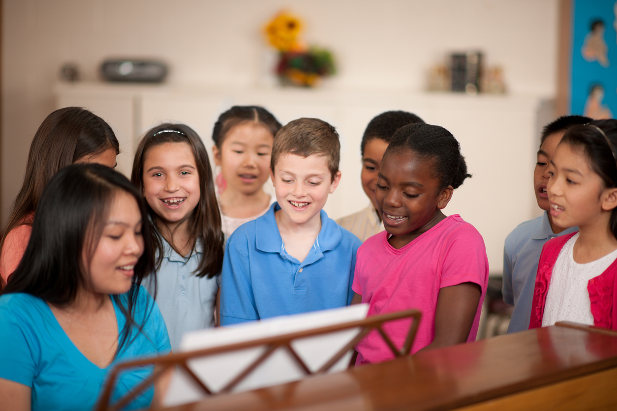 Helpt deze muziek de samenkomst van de gelovigen