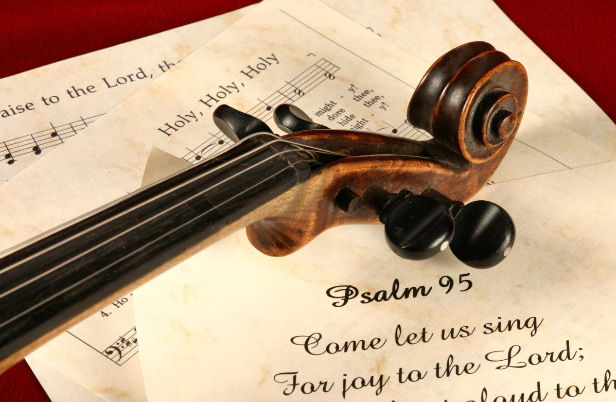 Kerkmuziek voor het behouden van gelovigen