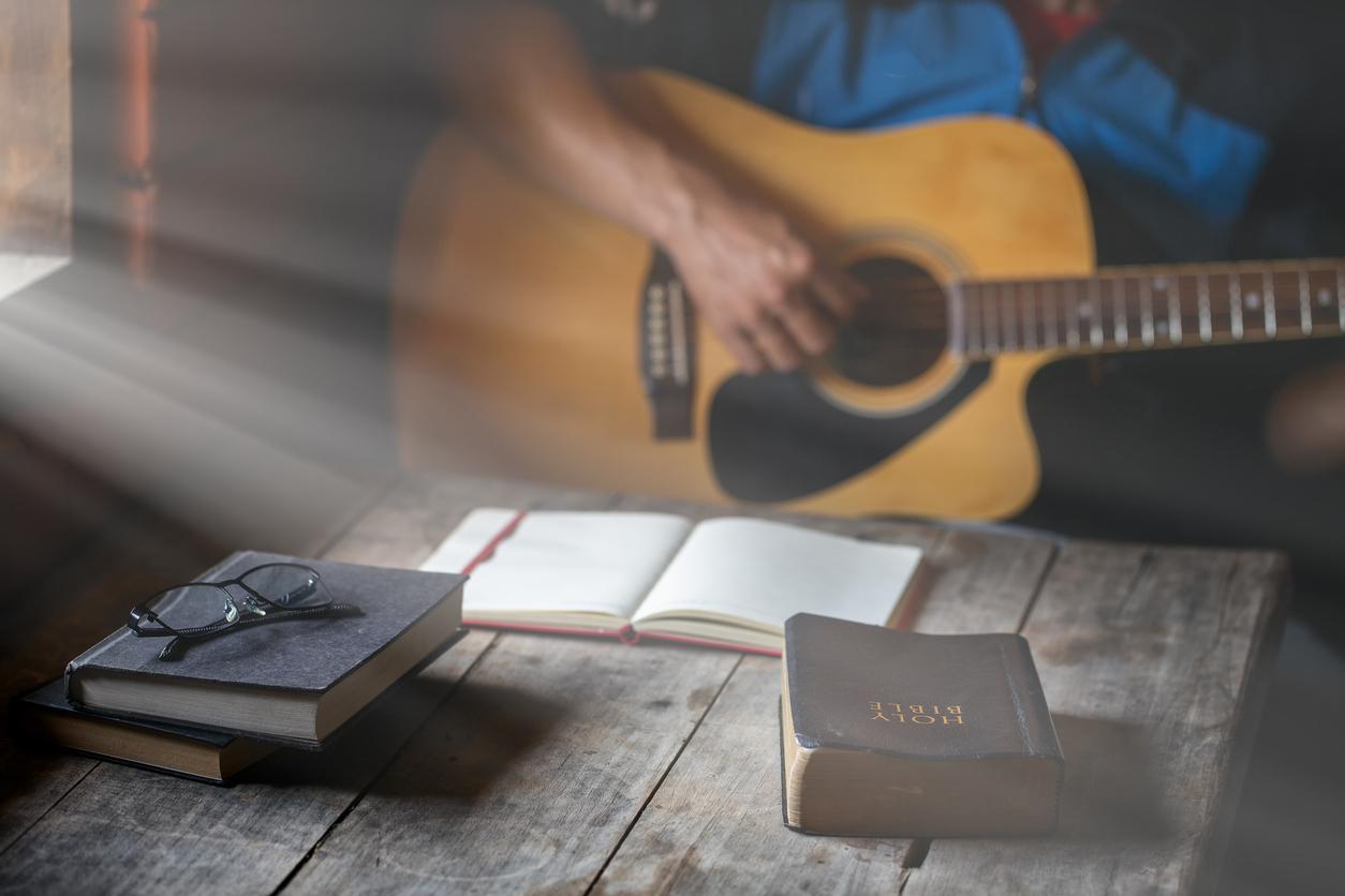 Geluiden en woorden die passen bij de Bijbelse boodschap